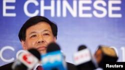China's Vice Finance Minister Zhu Guangyao (file photo)