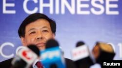 中国财政部副部长朱光耀敦促美国保证中国投资安全