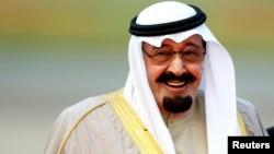 El rey Abdulá asumió el trono en 2006.