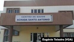 Centro de Saúde, Achada de Santo António, Praia, Cabo Verde