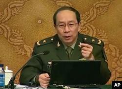 中国少将金一南讲座的相关视频