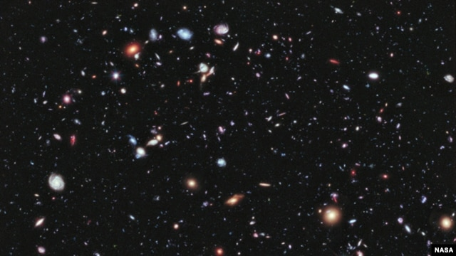 NASA's Hubble Space Telescope reveals earliest known galaxies, going back almost to the beginning of time