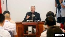 Ông Bielefeldt sẽ đệ trình báo cáo kết luận cũng như các đề xuất về vấn đề tự do tôn giáo của Việt Nam lên Hội đồng Nhân quyền Liên Hiệp Quốc.