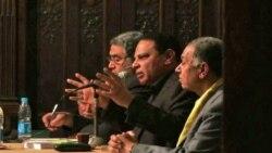 Египетские либералы в поисках демократии