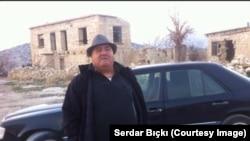 Fransa'nın Oise bölgesinde Corona virüsü nedeniyle hayatını kaybeden Türk göçmen Halil Bıçkı.