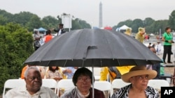 The 50th Anniversary of the March on Washington