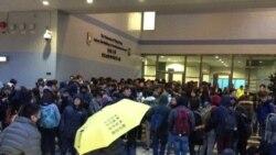 台学生组织声援被捕港大学生 学者谴责北京图剿灭港精英