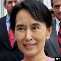 Aung San Suu Kyi ( (File Photo)