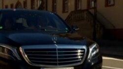 Mercedes Benz autónomo