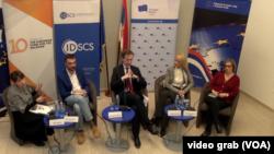 """Konferencija """"Ka samitu Zapadnog Balkana u Poznanju 2019."""", koja je održana u Beogradu"""