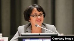 제니퍼 웰시 유엔 사무총장 (자료사진)