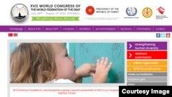 세계농아인연맹 (World Federation of the Deaf)이 주최하는 제17차 세계농아대회 공식 웹사이트. 지난해에 이어 올해도 북하 농아인들이 참석할 예정이다.