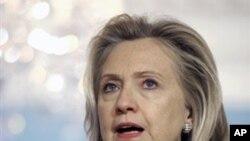 Ngoại trưởng Hoa Kỳ Hillary Clinton nói Mỹ không đứng về phía nào trong các tuyên bố chủ quyền chồng chéo đối với những khu vực thuộc Biển Ðông.