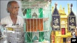 تعزیہ سازی، حضرت امام حسین سے اظہار عقیدت کا ذریعہ