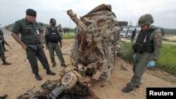 Militer Thailand (Foto: ilustrasi)