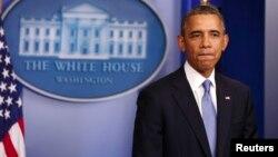 Tổng thống Obama hối thúc Hạ viện thông qua một dự luật đơn giản, không kèm theo những vấn đề khác, để cung cấp ngân sách hoạt động cho chính phủ.