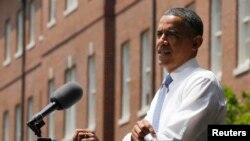 Tổng thống Mỹ Barack Obama sắp bắt đầu chuyến công du kéo dài một tuần đến châu Phi