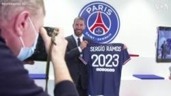 Sergio Ramos Signs With PSG