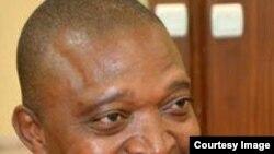Emmanuel Ramazani Shadary, ni we uziyamamaza nk'umukandida w'ishyaka rya PPRD rya Perezida Joseph Kabila