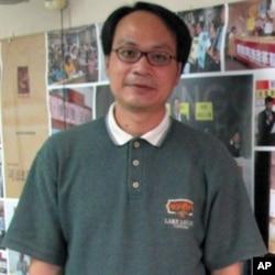 司改会执行长林峰正推动司法改革