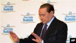 Berlusconi na sudu samo ponedjeljkom