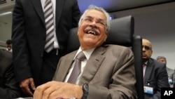 Menteri Perminyakan Arab Saudi Ali al-Naimi.