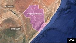 Galgaduud Region Somalia
