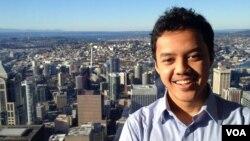 Alfatih Timur (23 tahun) salah seorang pendiri situs KitaBisa.com (foto: courtesy).