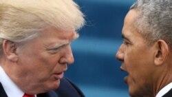 Obama အစိုးရက သူ႔ဖုန္းကို ခုိးနားေထာင္လို႔ Trump စြပ္စြဲ