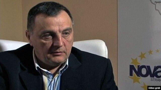 Former Serbian PM Zoran Zivkovic, founder of New Party