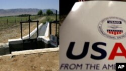 کمک ادارۀ انکشافی ایالات متحده برای توسعۀ شبکۀ برق در افغانستان