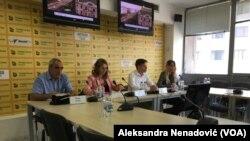 Konferencija za novinare povodom održavanja 7. evropskog kongresa za osobe sa invaliditetom u Beogradu