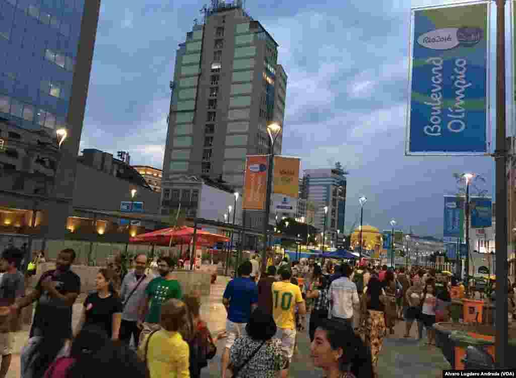 Boulevard Olímpico, Rio de Janeiro