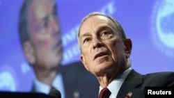NMichael Bloomberg (18 jan. 2013)