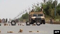 افغان سیکیورٹی فورسز اور طالبان کے درمیان ملک کے مختلف حصوں میں جھڑپوں کا سلسلہ جاری ہے۔