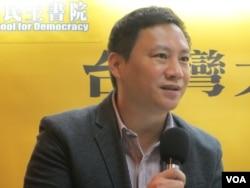 中国六四民运领袖王丹