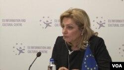 Šefica Kancelarije Evropske unije na Kosovu Natalija Apostolova