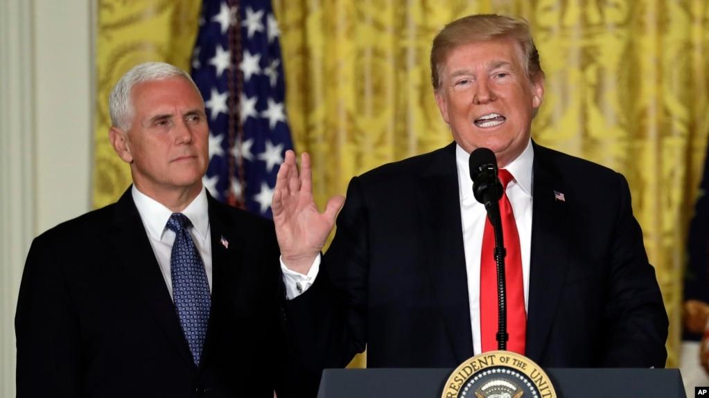 Трамп: «Соединенные Штаты не превратятся в лагерь для мигрантов»