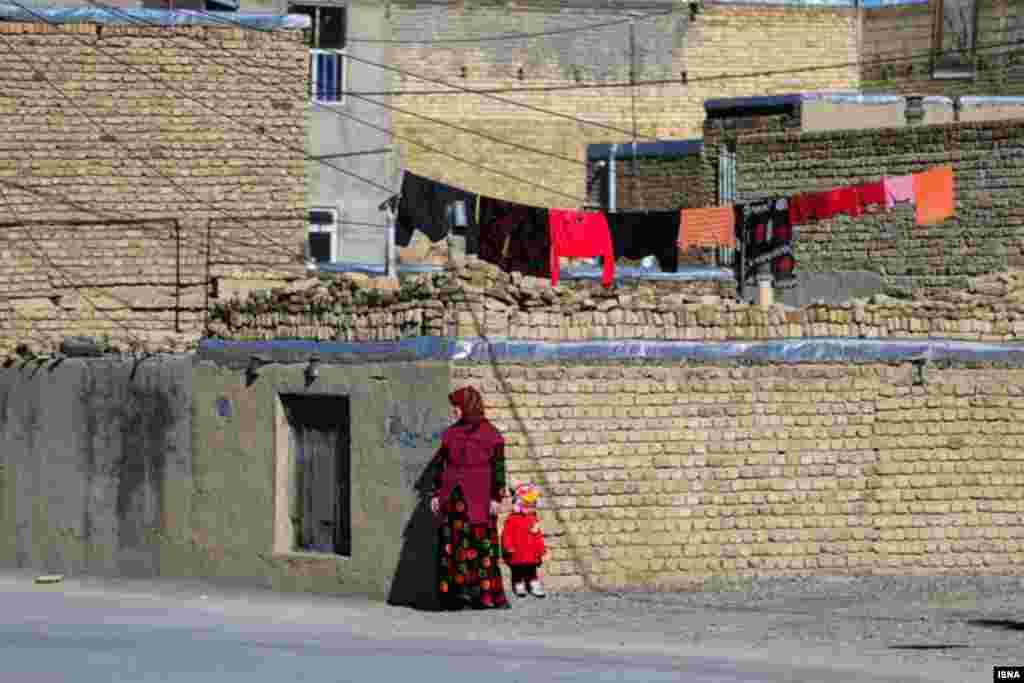 حاشیه نشینی در شهر همدان. عکس پوریا پاکیزه