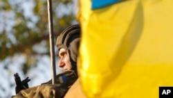 Ukraina askari