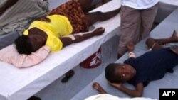 BM Haiti'de Kolera Vakalarının Artacağı Görüşünde