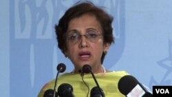 سفیر تہمینہ جنجوا