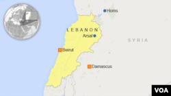 黎巴嫩與敘利亞