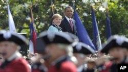 Меркел во Вашингтон