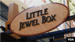 """""""Little Jewel Box"""" - """"Zar quti""""."""