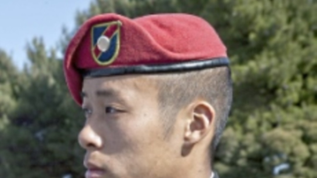 Agree, this asian american soldiers are