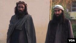 دو فرماندۀ پیشین گروه داعش که به پروسۀ صلح پیوسته اند.