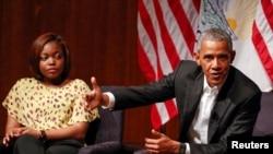 د امریکا پخوانی ولسمشر براک اوباما
