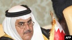 Bahreyn dışişleri Bakanı Şeyh Halit bin Ahmet el Halife