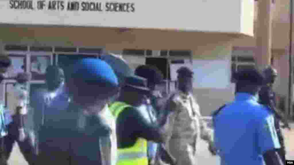 Boko Haram Sun Kai Hari FCE, Najeriya, Satumba 18, 2014